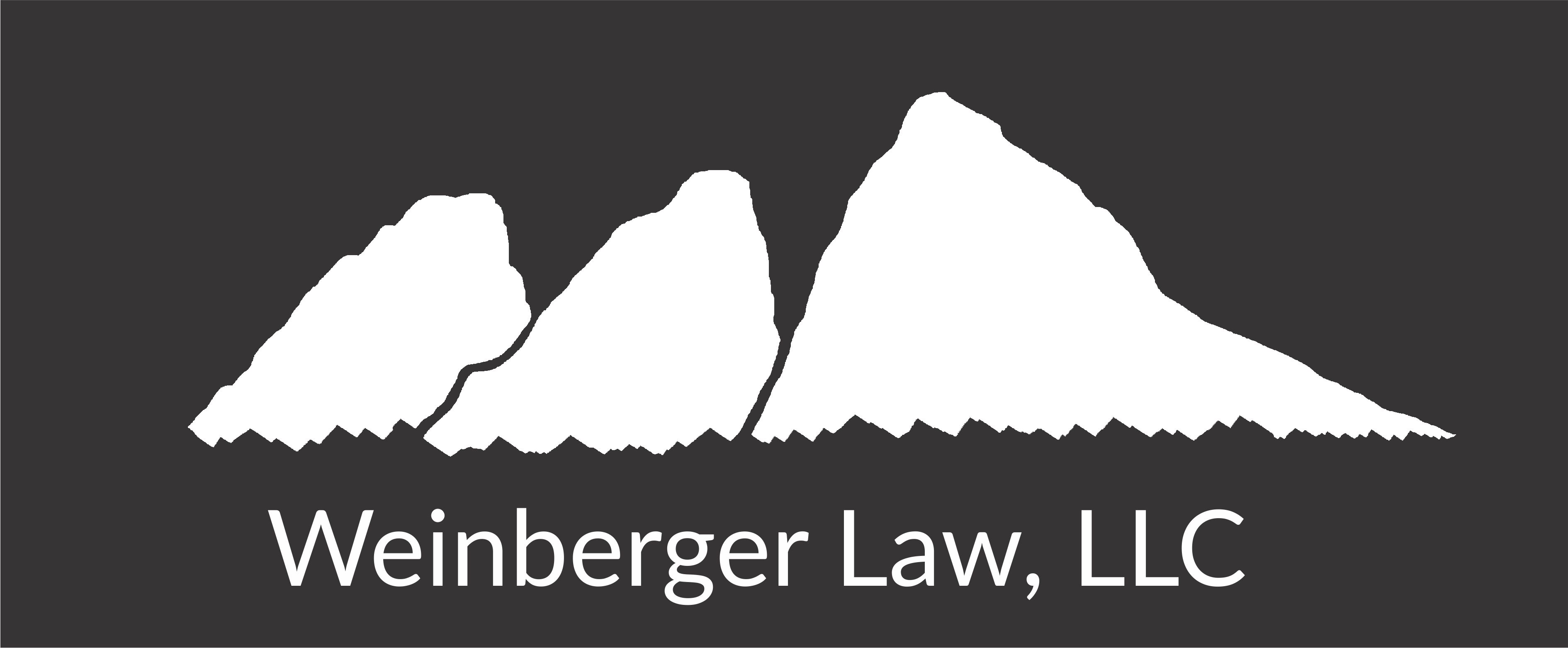 Weinberger Law, LLC Logo
